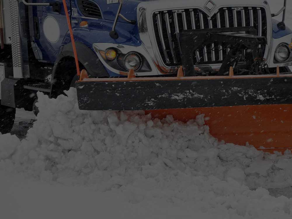 Greenwich CT Commercial Snow Removal