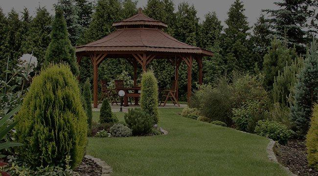 Greenwich CT Garden Design